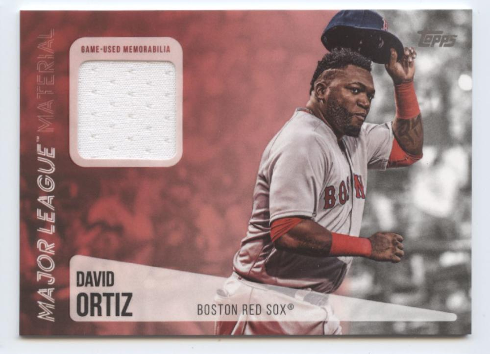 2019 Topps  Major League Material Series 2