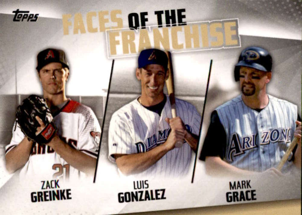 2019 Topps  Faces of the Franchise Trios