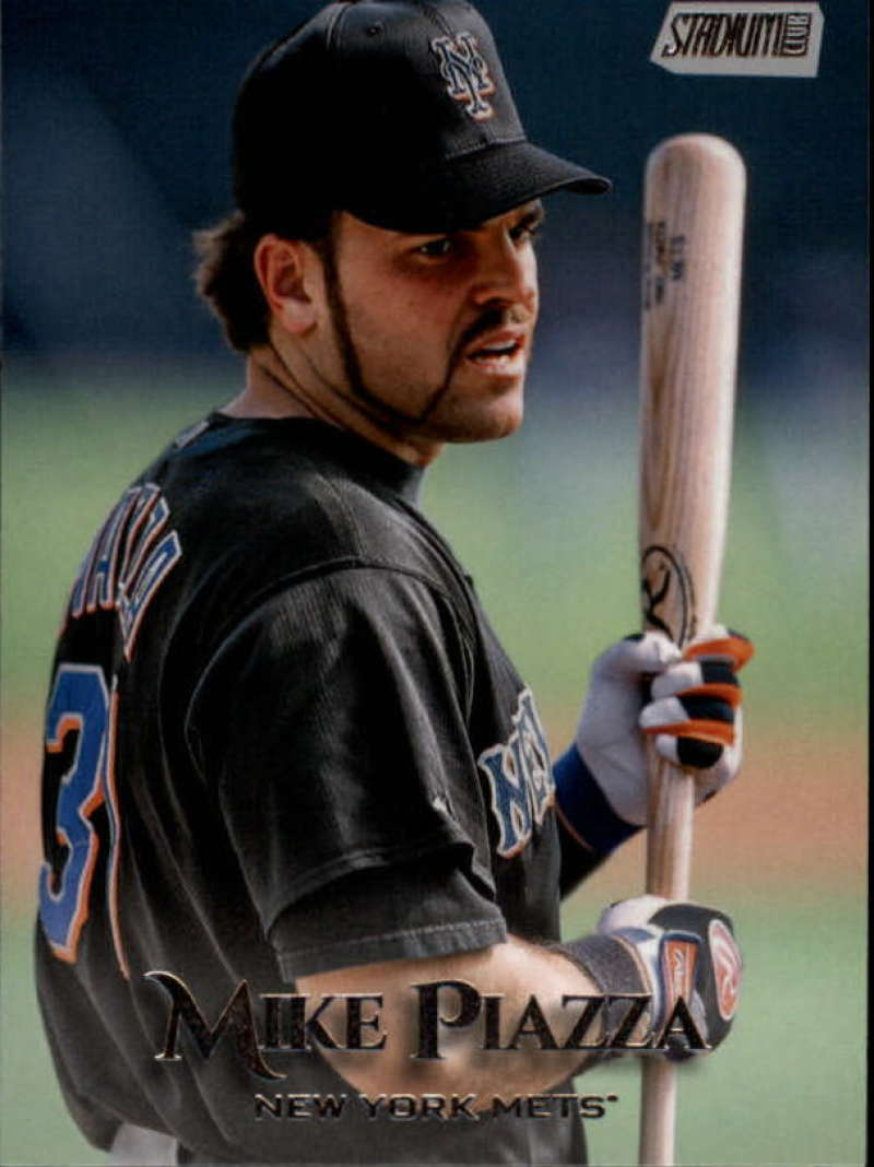 2019 Topps Stadium Club #120 Mike Piazza NM-MT New York Mets