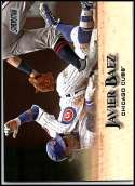 2019 Topps Stadium Club #10 Javier Baez NM-MT Chicago Cubs