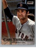 2019 Topps Stadium Club #68 Carl Yastrzemski NM-MT Boston Red Sox