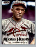 2019 Topps Stadium Club #273 Rogers Hornsby NM-MT St. Louis Cardinals