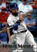 2019 Topps Stadium Club #297 Nomar Mazara NM-MT Texas Rangers