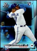 2019 Bowman Platinum Rookie Short Prints Baseball #27 Vladimir Guerrero Jr. SP Short Print Toronto Blue Jays Official Re