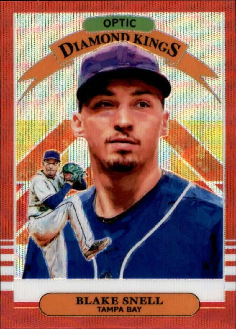 2019 Donruss Optic Red Wave