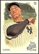 2019 Allen and Ginter #200 Aaron Judge NM-MT New York Yankees