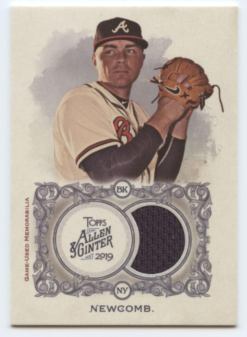 2019 Allen and Ginter  Full-Size Relics B