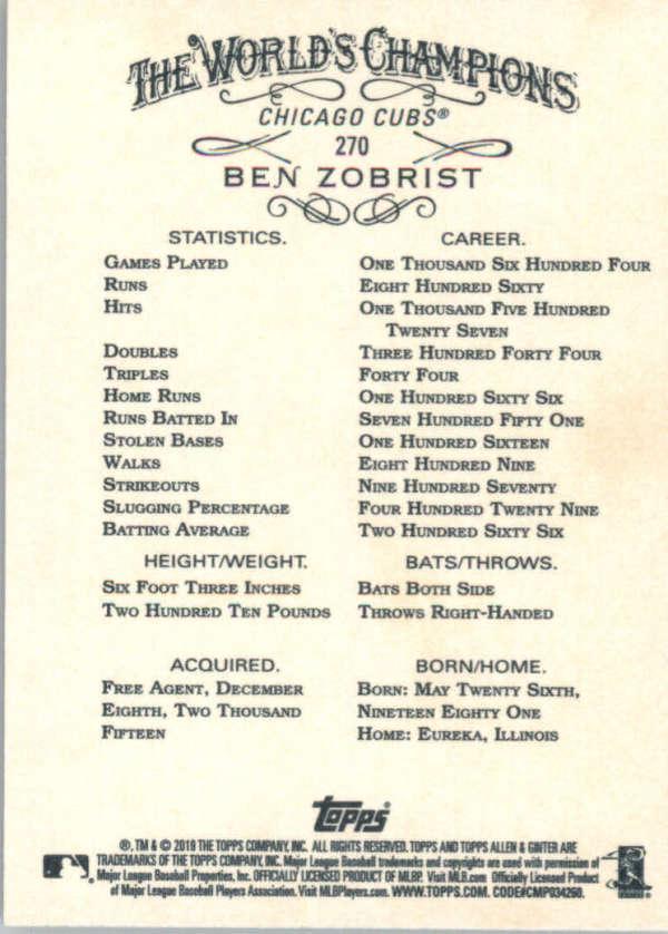 thumbnail 132 - 2019 Topps Allen & Ginter Baseball Gold Hot Box - Pick A Player - Cards 201-400