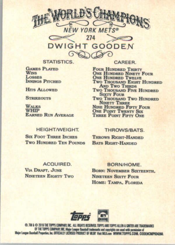 thumbnail 139 - 2019 Topps Allen & Ginter Baseball Gold Hot Box - Pick A Player - Cards 201-400