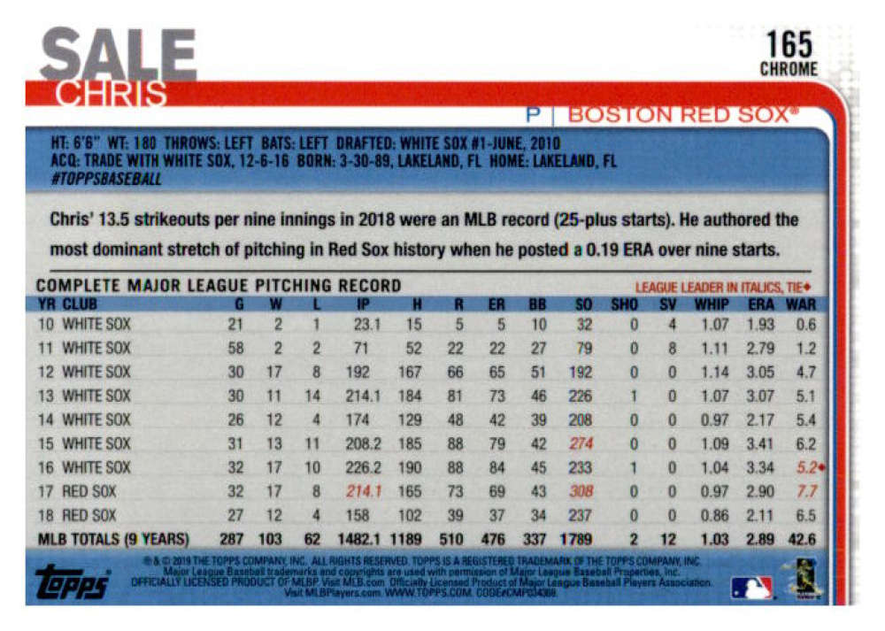 2019-Topps-Chrome-Baseball-Singles-1-204-YOU-PICK-FROM-LIST-VLAD-TATIS-ALONSO thumbnail 330
