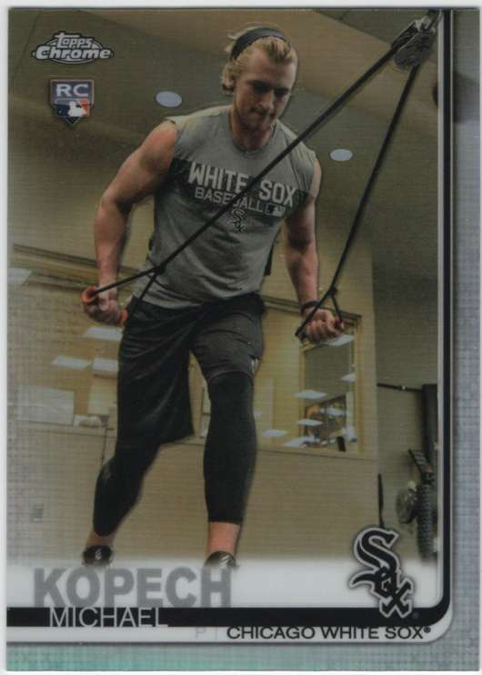 2019 Topps Chrome Image Variations