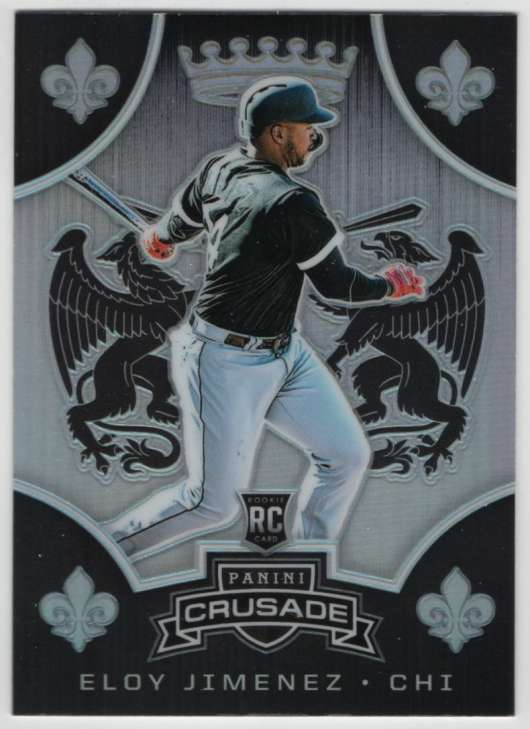 2019 Panini Chronicles Crusade Holo