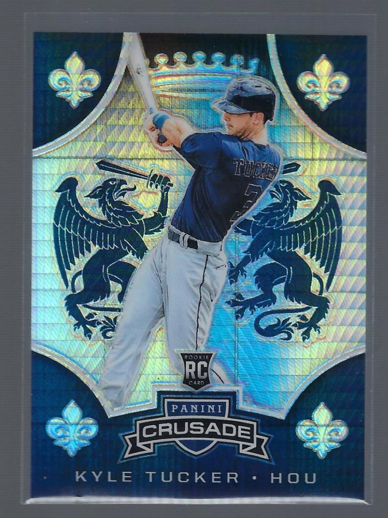 2019 Panini Chronicles Crusade Hyper