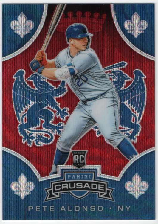 2019 Panini Chronicles Crusade Ruby Wave