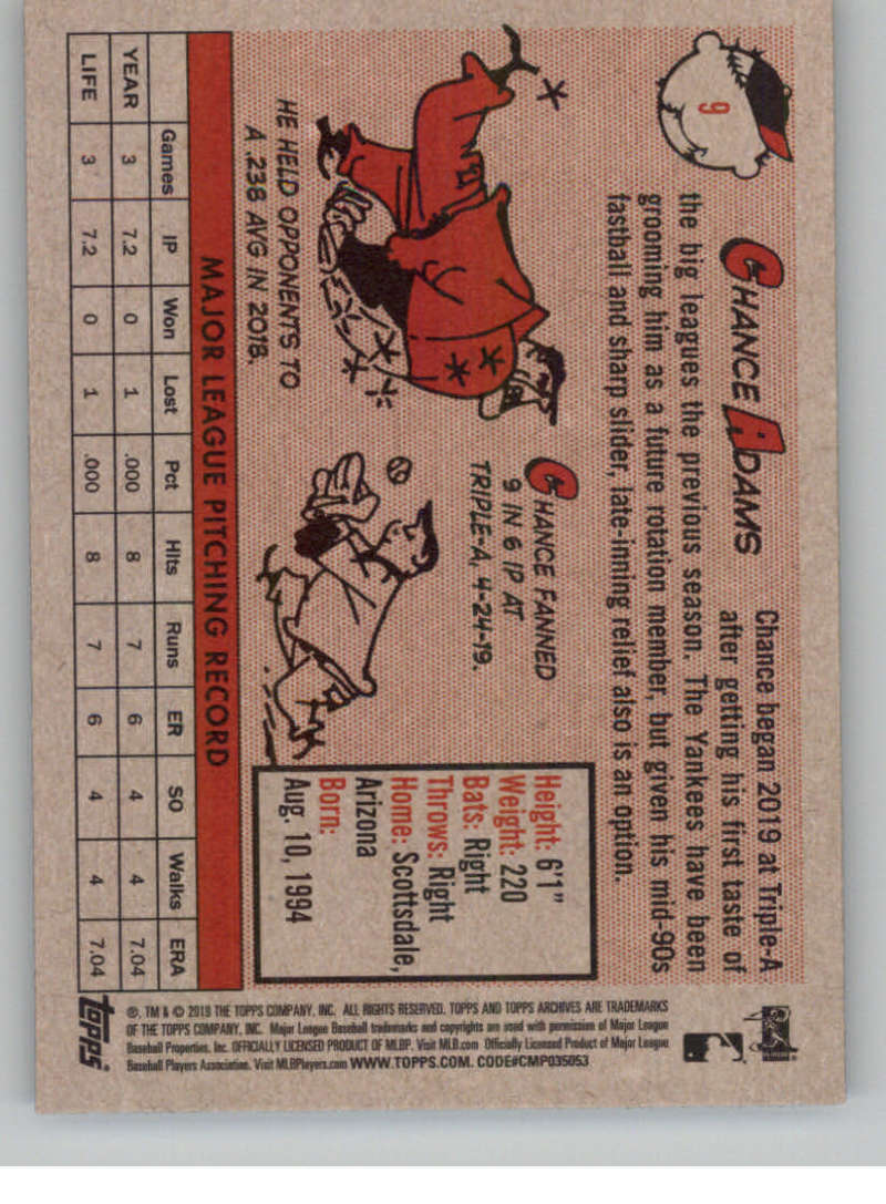 2019-Topps-Archives-Baseball-Singles-1-150-YOU-PICK-FROM-LIST miniature 19