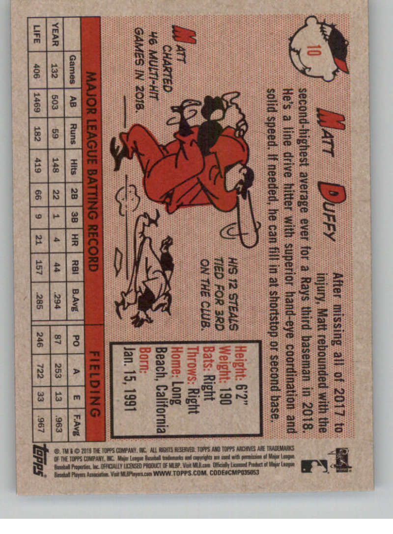 2019-Topps-Archives-Baseball-Singles-1-150-YOU-PICK-FROM-LIST miniature 21