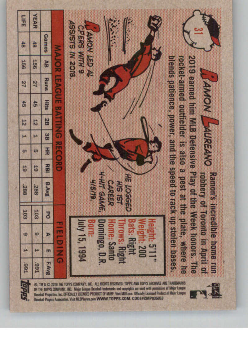 2019-Topps-Archives-Baseball-Singles-1-150-YOU-PICK-FROM-LIST miniature 61