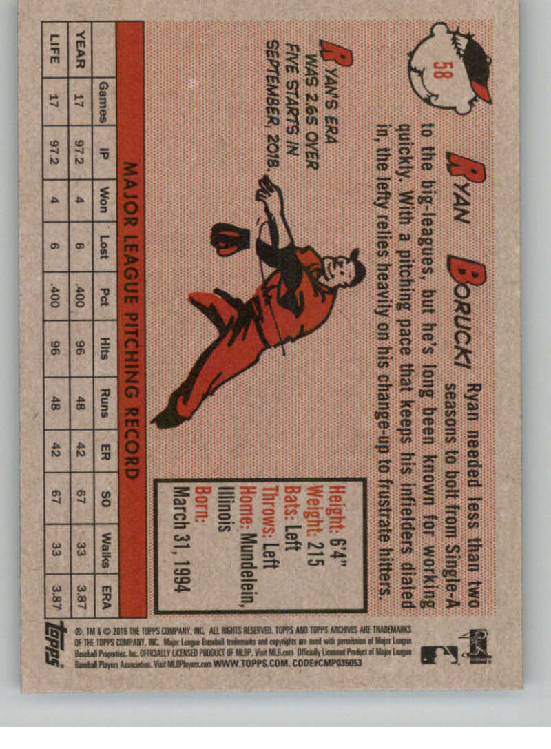 2019-Topps-Archives-Baseball-Singles-1-150-YOU-PICK-FROM-LIST miniature 115