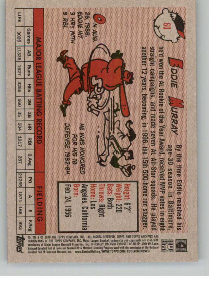 2019-Topps-Archives-Baseball-Singles-1-150-YOU-PICK-FROM-LIST miniature 119