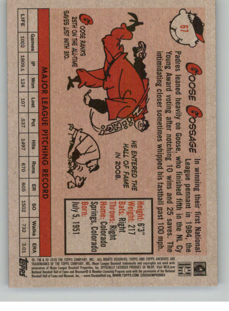2019-Topps-Archives-Baseball-Singles-1-150-YOU-PICK-FROM-LIST miniature 133