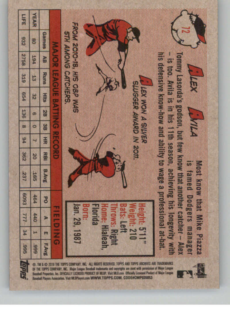 2019-Topps-Archives-Baseball-Singles-1-150-YOU-PICK-FROM-LIST miniature 143