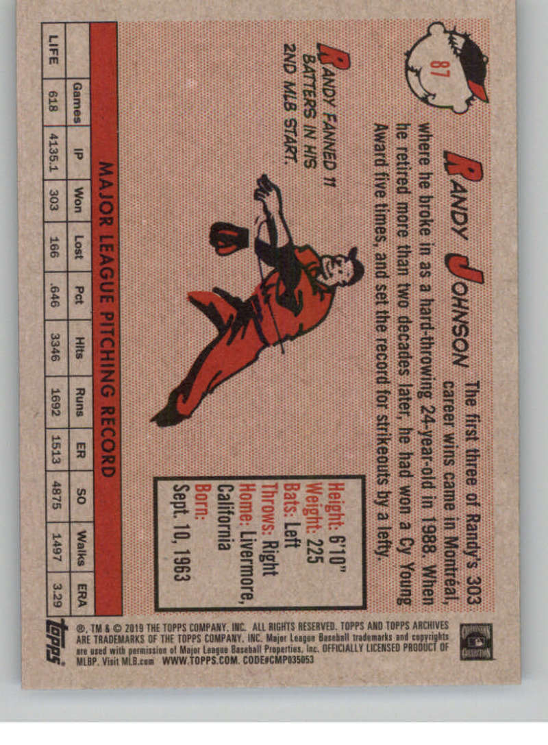 2019-Topps-Archives-Baseball-Singles-1-150-YOU-PICK-FROM-LIST miniature 173