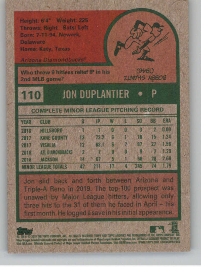 2019-Topps-Archives-Baseball-Singles-1-150-YOU-PICK-FROM-LIST miniature 219