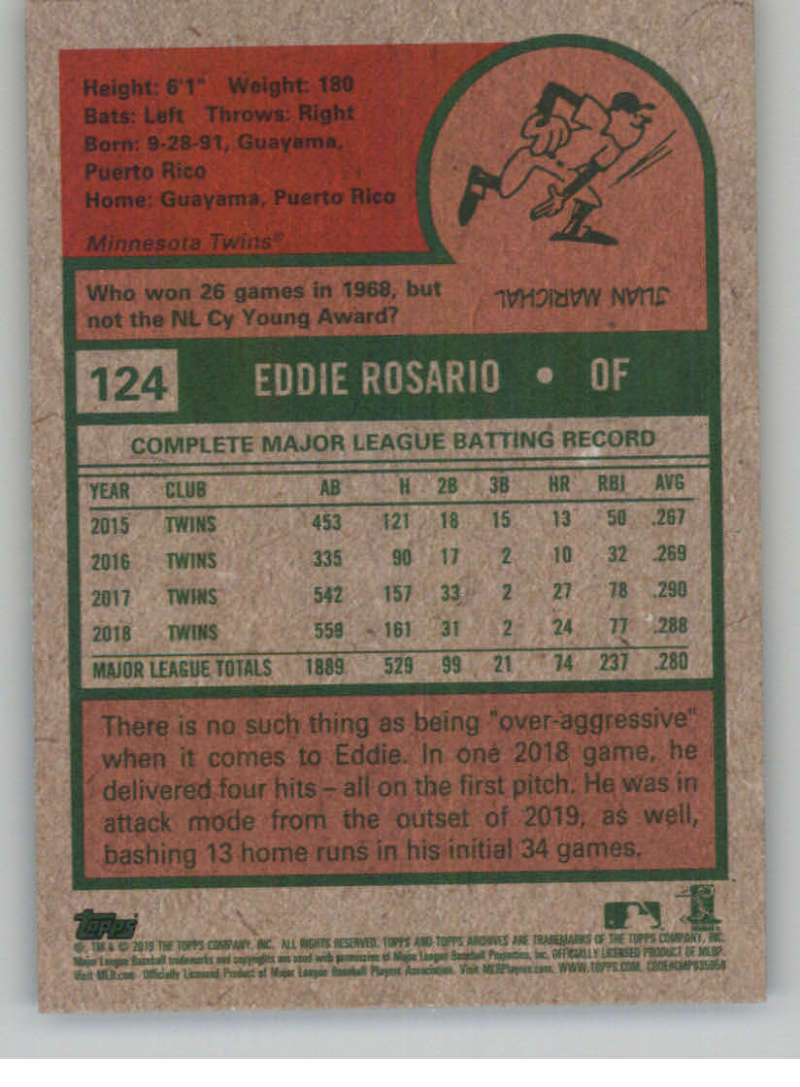 2019-Topps-Archives-Baseball-Singles-1-150-YOU-PICK-FROM-LIST miniature 247