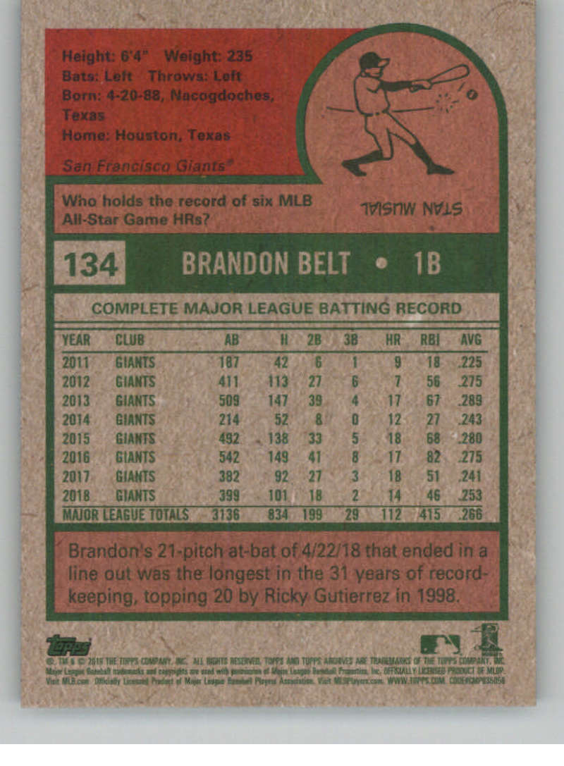 2019-Topps-Archives-Baseball-Singles-1-150-YOU-PICK-FROM-LIST miniature 267