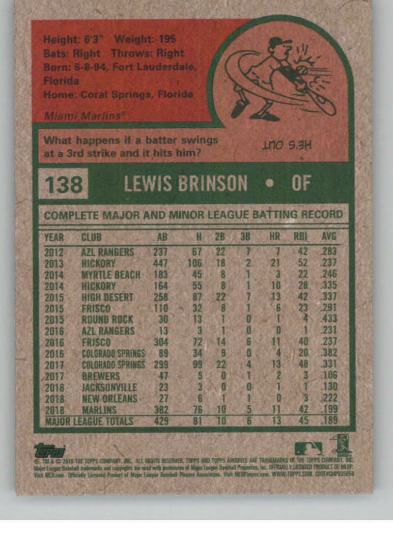 2019-Topps-Archives-Baseball-Singles-1-150-YOU-PICK-FROM-LIST miniature 275