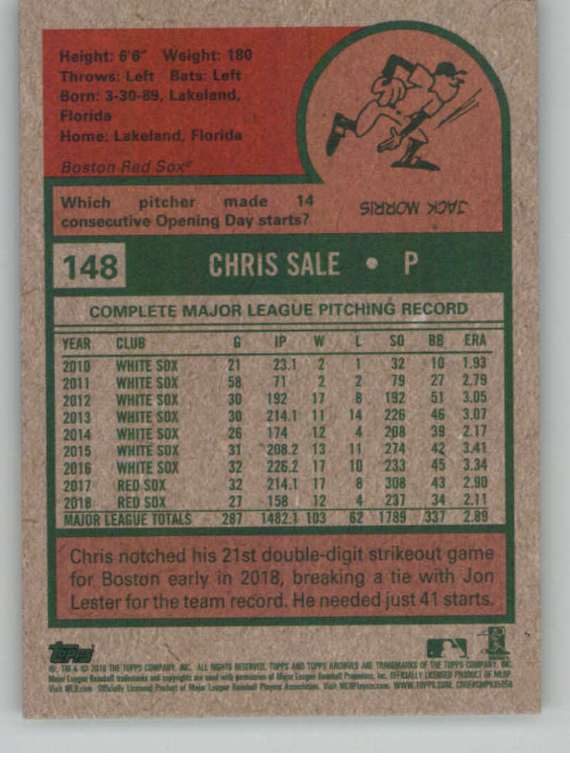 2019-Topps-Archives-Baseball-Singles-1-150-YOU-PICK-FROM-LIST miniature 295