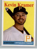 2019 Topps Archives #21 Kevin Kramer NM-MT RC Rookie Pittsburgh Pirates