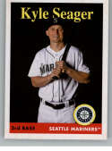 2019 Topps Archives #54 Kyle Seager NM-MT Seattle Mariners