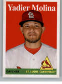 2019 Topps Archives #69 Yadier Molina NM-MT St. Louis Cardinals