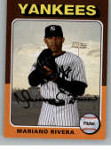 2019 Topps Archives #125 Mariano Rivera NM-MT New York Yankees