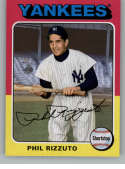 2019 Topps Archives #189 Phil Rizzuto NM-MT New York Yankees
