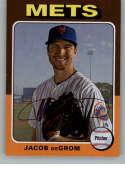 2019 Topps Archives #199 Jacob deGrom NM-MT New York Mets