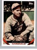 2019 Topps Archives #233 Dizzy Dean NM-MT St. Louis Cardinals