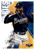 2019 Topps Fire #17 Ozzie Albies NM-MT Atlanta Braves