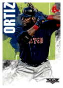 2019 Topps Fire #93 David Ortiz NM-MT Boston Red Sox