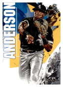 2019 Topps Fire #101 Tim Anderson NM-MT Chicago White Sox