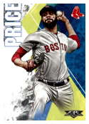2019 Topps Fire #102 David Price NM-MT Boston Red Sox