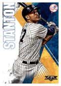 2019 Topps Fire #126 Giancarlo Stanton NM-MT New York Yankees