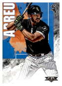 2019 Topps Fire #151 Jose Abreu NM-MT Chicago White Sox