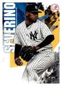 2019 Topps Fire #170 Luis Severino NM-MT New York Yankees