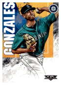 2019 Topps Fire #183 Marco Gonzales NM-MT Seattle Mariners