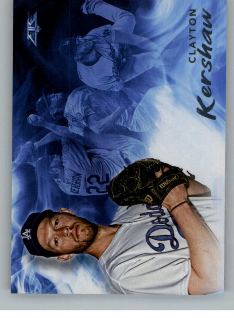 2019 Topps Fire Smoke and Mirrors