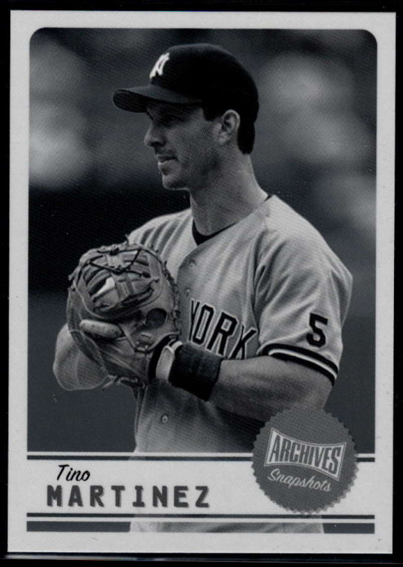 2019 Topps Archives Snapshots Black and White