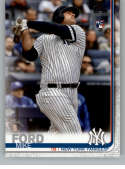 2019 Topps Update #US78 Mike Ford NM-MT RC Rookie New York Yankees