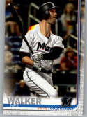 2019 Topps Update #US132 Neil Walker NM-MT Miami Marlins